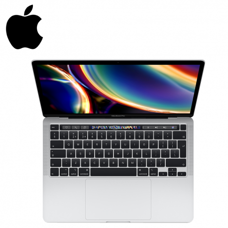 """Apple Macbook Pro MWP72ZP/A 13.3"""" Touch Bar Laptop Silver ( i5 2.0GHz, 16GB, 512GB, Intel, MacOS )"""
