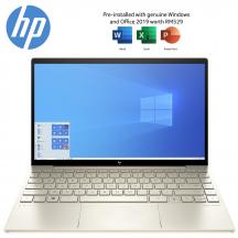 HP ENVY 13-ba0008TX 13.3'' FHD Laptop Pale Gold ( i7-10510U, 16GB, 512GB SSD, MX350 2GB, W10, HS )