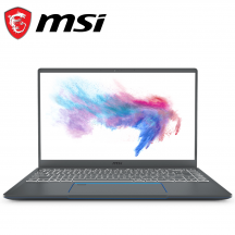 MSI Prestige 14 A10RAS-222 14'' FHD Laptop Carbon Gray ( i7-10510U, 16GB, 512GB SSD, MX330 2GB, W10 )