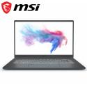 """MSI Prestige 15 A10SC-415 15.6"""" FHD IPS Laptop Carbon Gray ( I7-10710U, 16GB, 1TB SSD, GTX1650 4GB Max-Q, W10 )"""