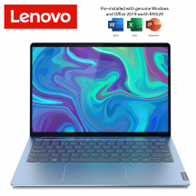 "Lenovo Ideapad S540-13IML 81XA0069MJ 13.3"" QHD Laptop Ice Blue ( i5-10210U, 8GB, 512GB SSD, MX250 2GB, W10, HS )"