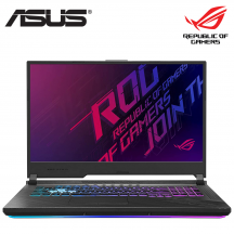Asus ROG Strix G17 G712L-UH7082T 17.3'' FHD 120Hz Gaming Laptop ( i7-10705H, 16GB, 1TB SSD, GTX1660Ti 6GB, W10 )