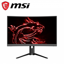 "MSI Optix MAG272CQR 27"" WQHD Curved Gaming Monitor (HDMI, DisplayPort, USB Type-C, 3Yrs Warranty)"