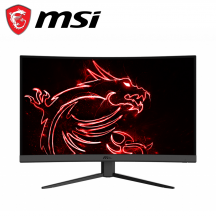 "MSI Optix G27CQ4 27"" WQHD Curved Gaming Monitor (HDMI, DisplayPort, 3Yrs Warranty)"