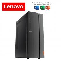Lenovo Ideacentre 510A-15ARR 90J000A2MI Desktop PC ( Ryzen 3-3200G, 4GB, 1TB, ATI, W10, HS )
