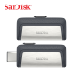 SanDisk Ultra Dual Drive USB Type-C Flash Drive ( 150MB/S )