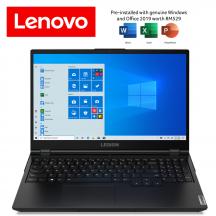 Lenovo Legion 5 15IMH05 82AU006PMJ 15.6'' FHD 120Hz Gaming Laptop ( i7-10750H, 8GB, 512GB SSD, GTX1650Ti 4GB, W10, HS )