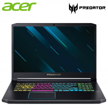 Acer Predator Helios 300 PH317-54-72TW 17.3'' FHD IPS 240Hz Gaming Laptop ( i7-10750H, 16GB, 512GB SSD, RTX2060 6GB, W10 )