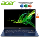"Acer Swift 5 SF514-54GT-52ZJ 14"" FHD Touch Laptop Charcoal Blue ( i5-1035G1, 8GB, 512GB SSD, MX350 2GB, W10, HS )"