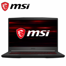 MSI Thin GF65 10SDR-625MY 15.6'' FHD 144Hz Gaming Laptop ( i7-10750H, 8GB, 512GB, GTX1660Ti 6GB, W10 )