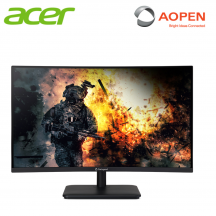 Acer Aopen 27HC5R 27'' FHD 165Hz Curved Monitor ( 2 HDMI, DP, 3 Yrs Wrty )
