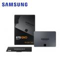 "Samsung 870 QVO 2.5"" SATA III SSD"