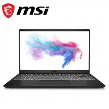 MSI Modern 14 B10MW-251 14'' FHD Laptop Black ( i5-10210U, 8GB, 512GB SSD, UMA, W10 )