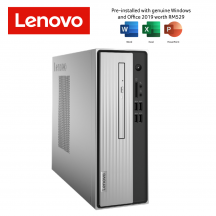 Lenovo IdeaCentre 3 07IMB05 90NB008VMI Desktop PC ( i3-10100, 4GB, 256GB SSD, Intel, W10 )
