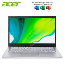 Acer Aspire 5 A514-54-58V5 14'' FHD Laptop Sakura Pink ( i5-1135G7, 4GB, 512GB SSD, Iris Xe, W10, HS )