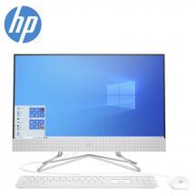 HP 24-df0020D 23.8'' FHD All-In-One Desktop PC Snow White ( Pentium J5040, 4GB, 256GB SSD, Intel, W10 )