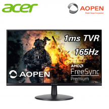 Acer AOpen 24MV1YP 23.8'' FHD 165Hz Monitor ( HDMI, DP, 3 Yrs Wrty )