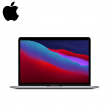Apple MacBook Pro MYD82ZP/A 13.3'' Touch Bar Laptop Space Gray ( Apple M1 chip, 8GB, 256GB, MacOS )
