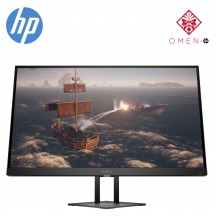 HP OMEN 27i 27'' QHD Gaming Monitor ( DisplayPort, HDMI, 3 Yrs Wrty )