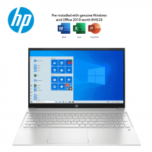 "HP Pavilion 15-eg0108TX 15.6"" FHD Laptop Warm gold ( i5-1135G7, 8 GB, 512 GB SSD, MX450, W10, HS )"