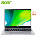 Acer Spin 3 SP313-51N-714D 13.3'' WQXGA Touch Laptop Pure Silver ( i7-1165G7, 16GB, 512GB SSD, Intel, W10 )