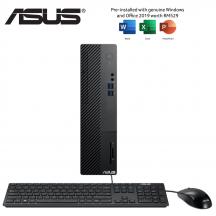 Asus S500SA-0G6400024TS Desktop PC ( Pentium G6400, 4GB, 256GB SSD, Intel, W10, HS )