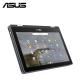 "Asus Chromebook C214M-ABU0462 11.6"" Touch Laptop Grey ( Celeron N4020, 4GB, 32GB, Intel, Chrome Os )"