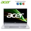 Acer Swift 3 SF314-511-51YL 14'' FHD Laptop Pure Silver ( i5-1135G7, 8GB, 512GB SSD, Intel, W10, HS )