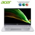 Acer Swift 3 SF314-43-R5AD 14'' FHD Laptop Pure Silver ( Ryzen 5 5500U, 8GB, 512GB SSD, ATI, W10, HS )