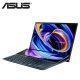 Asus ZenBook Duo 14 UX482E-AKA551TS 14'' FHD Touch Laptop Celestial Blue ( i5-1135G7, 8GB, 512GB SSD, Intel, W10, HS )