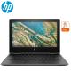"HP Chromebook x360 11 G3 43N32PA 11.6"" Touch 2-in-1 Laptop Gray ( Celeron N4020, 4GB, 32GB, Intel, Chrome Os )"