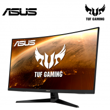 "Asus TUF Gaming VG328H1B 31.5"" FHD 165Hz 1ms Curved Gaming Monitor ( HDMI, VGA, 3 Yrs Wrty )"