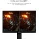 "ASUS TUF VG249Q 23.8"" FHD Gaming Monitor ( VGA, HDMI, DP, 3 Yrs Wrty )"