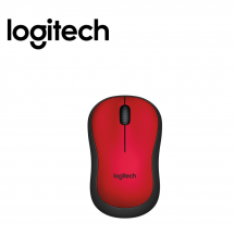 LOGITECH M221 WIRELESS USB MOUSE (910-004884) - RED