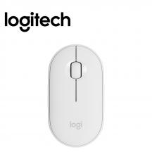 Logitech M350 Pebble White MOUSE - 910-005600