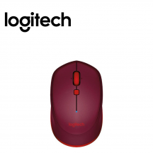 Logitech M337 Bluetooth Wireless Mouse (910-004535) - RED