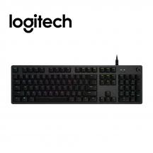 Logitech G512 Carbon LightSync RGB Mechanical Gaming Keyboard GX Red Switch