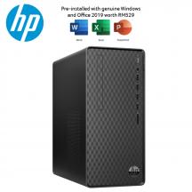 HP M01-f1202D Desktop PC ( Ryzen 5 4600G, 4GB, 256GB SSD, ATI, W10 )