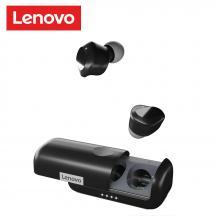 Lenovo Droplet True Wireless Earbuds SE-631TWC Black ( Bluetooth 5.0, IPX5 Waterproof, USB-C Quick Charge )