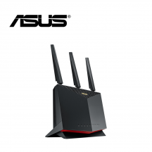 ASUS RT-AX86U AX5700 Dual Band WiFi 6 Gaming Router, PS5 compatible, Mobile Game Mode