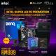 [DIY INTEL SUPER SALE] Intel Core i3-9100 DIY Desktop PC Set - Suitable for Student / Basic Work