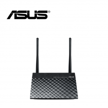 Asus Wi-Fi Router RT-N12+ Wireless N300 3 In 1