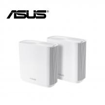 Asus ZenWiFi AC CT8 AC3000 Tri-Band Backhaul 4x Gigabit Mesh WiFi Router (2PK)