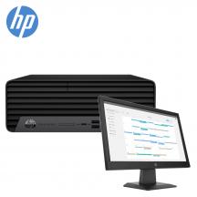 HP Prodesk 600 SFF G6 9AW69AV Desktop PC + P19B G4 LED