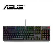 Asus ROG Strix Scope RX optical RGB Gaming Keyboard XA05 with ROG RX