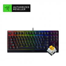Razer Blackwidow V3 Tenkeyless Mechanical Gaming Keyboard - Yellow Switch