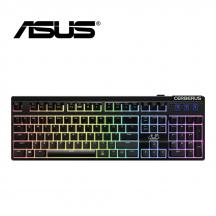 Asus Cerberus Merch RGB Mechanical Keyboard Kaihua Blue