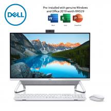 Dell Inspiron 27 7700 3585MX2G-W10 27'' FHD All-In-One Desktop PC ( i5-1135G7, 8GB, 512GB SSD, MX330 2GB, W10, HS )