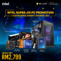 [PC Package] Intel I5 10400F DIY Gaming Desktop PC - Suitable for Work / Medium Gaming / Web Browsing