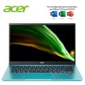 Acer Swift 3 SF314-43-R4KV 14'' FHD Laptop Electric Blue ( Ryzen 3 5300U, 8GB, 256GB SSD, ATI, W10, HS )